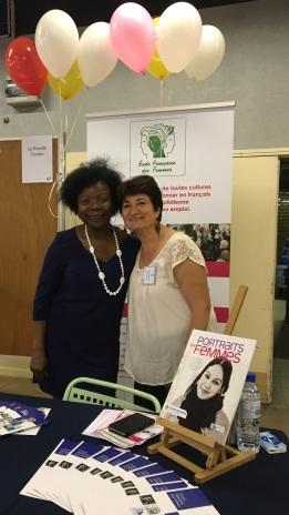 Ecole Française des Femmes - Forum des Associations Antony 2018