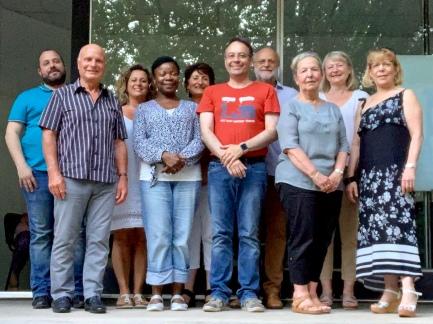 LGC : membres du CA présents le 25 juin 2019