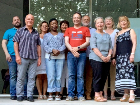 Membres du CA 25 juin 2019